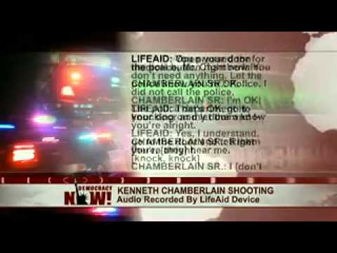 The Police Killing of Kenneth Chamberlain Sr.