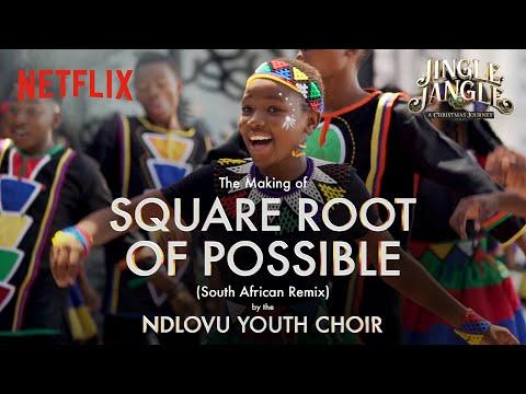 Ndlovu Youth Choir | Square Root of Possible - BTS | Jingle Jangle