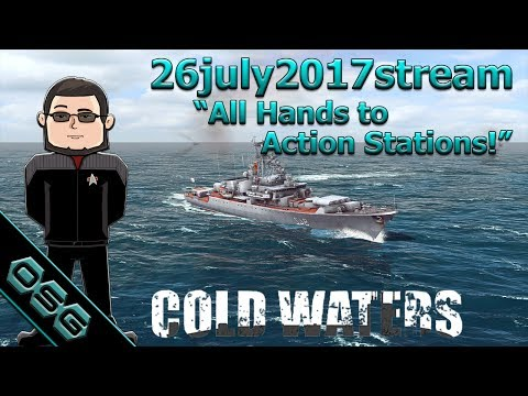 """All Hands to Action Stations!"" 