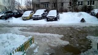Сыктывкар 9.03.2013 Пушкина 132 3 подъезд