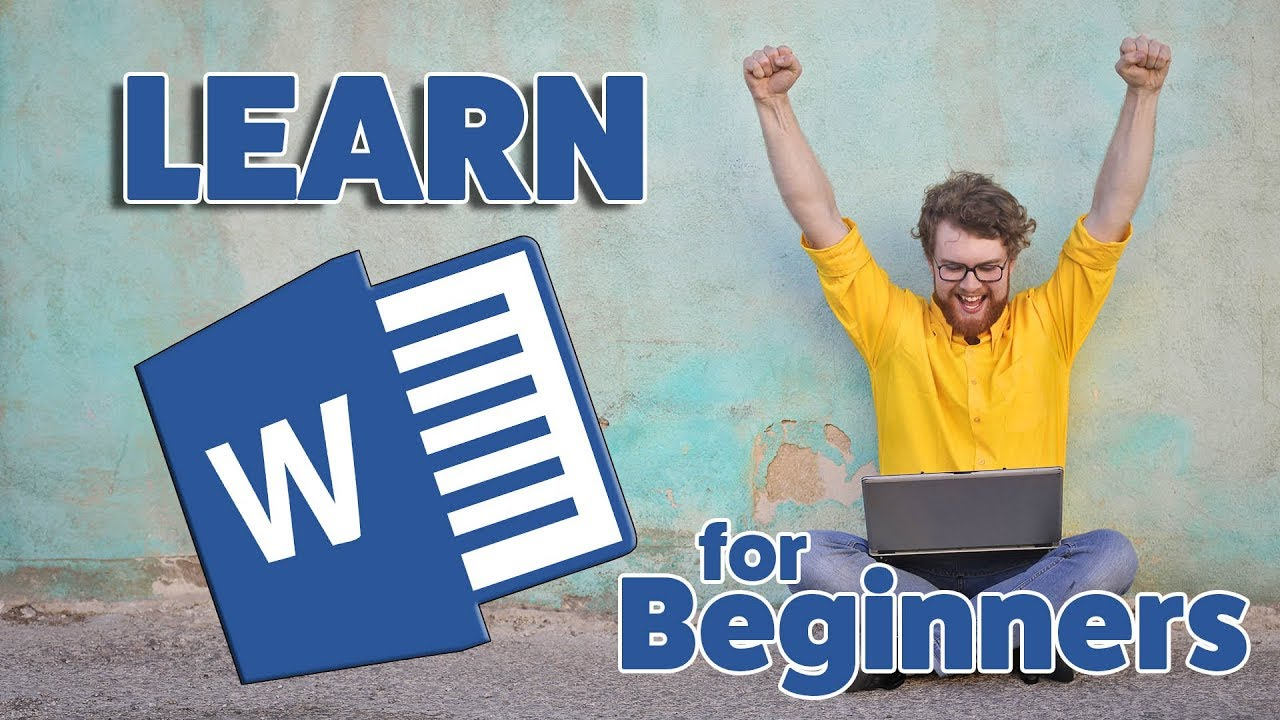 Microsoft Word Tutorial – Beginners Level 1
