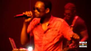 Busy Signal Live - Come Over (Missing You) @ Melkweg, Amsterdam (NL) July 27, 2013