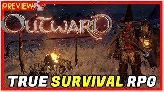 OUTWARD New Survival RPG Game PS4 XBox Pc | Outward Gameplay