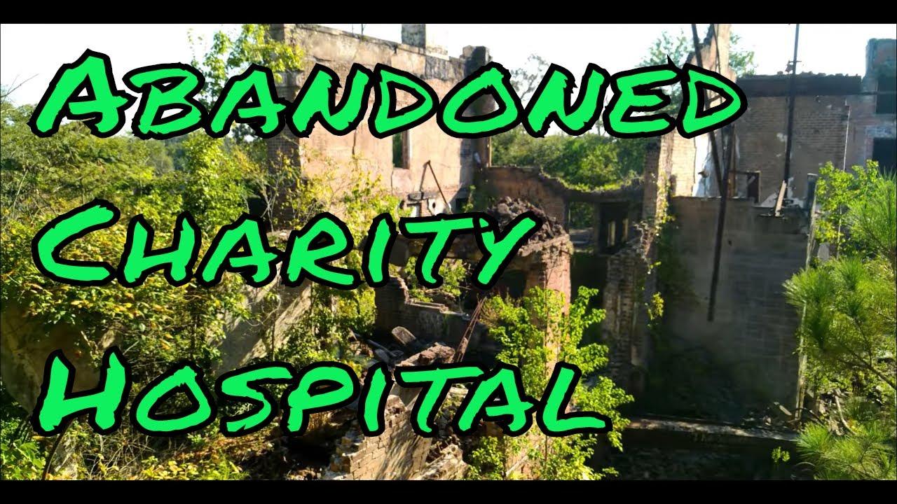 Download Exploring Abandoned Charity Hospital Laurel, Mississippi