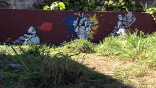 Street Art by CLARISSA JOAQUIN | Puerto Rico 2015