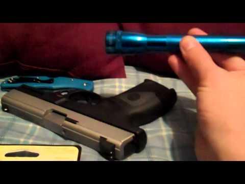 Mini Maglight Mods: IQ Switch & LED Upgrade