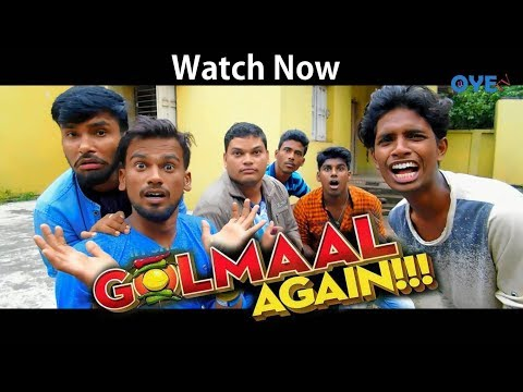 Golmaal Again Trailer Spoof | OYE TV
