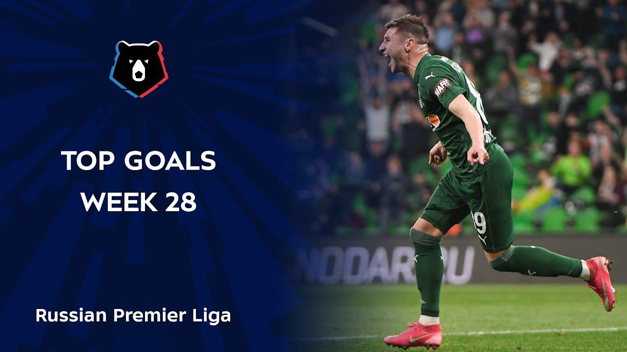 Top Goals, Week 28 | RPL 2020/21