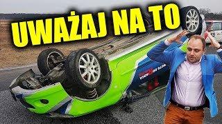 Uważaj na to po wypadku!
