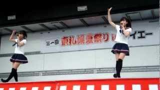 WHY@DOLL ダイエー東札幌店 イベントステージ出演!! 第2部 セトリ 1.好...