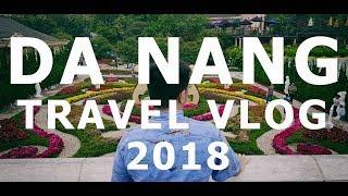 Da Nang Vlog, (Hoi An, Bana Hills, Sky 36 and Delicious food) 2018