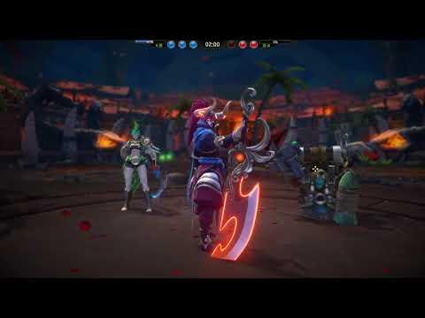 видео: Играем в battlerite №2