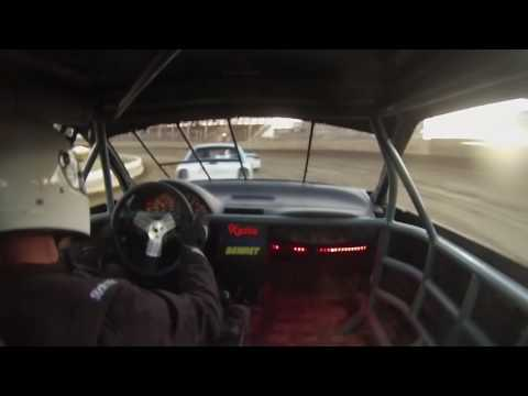 061016 Belle Clair Speedway Pro 4 Heat Race 2 from 412