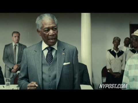 'Invictus' Movie Review - New York Post