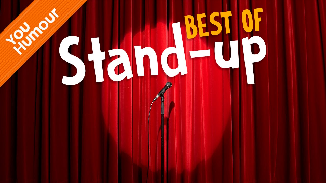 BEST OF - Humour STAND UP #1