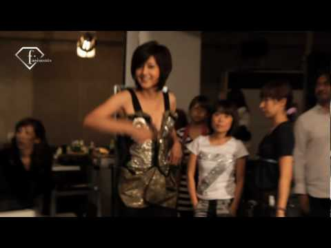 fashiontv  FTV.com  Norika Fujiwara in  Nowadays Weekly Magazine photo shoot