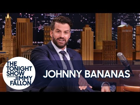 Download Youtube: Jimmy Fallon Yelled at Johnny Bananas for Speeding