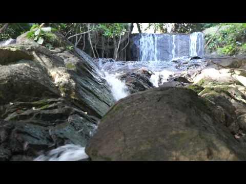 Sungai Pinang Waterfall Video 6