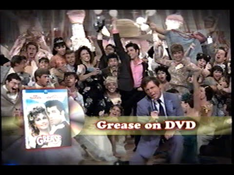 Grease (1978) Promo (VHS Capture)