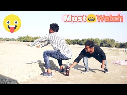 Must Watch Funny😂😂Comedy Videos 2018 Episode 35 || Bindas fun ||