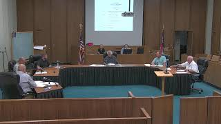 Swain County Commissioners - July 23, 2020