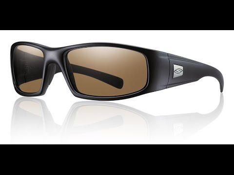 3e12a1778d Smith Optics Hideout Tactical Sunglasses - YouTube
