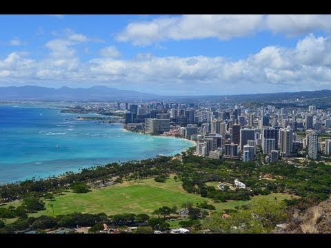 Oahu Hawaii: Diamond Head, Hanauma Bay, Shopping (Day 2)