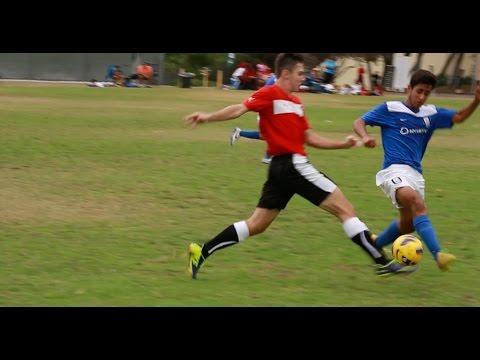 2014 Coast Soccer League BU17 Highlight Reel