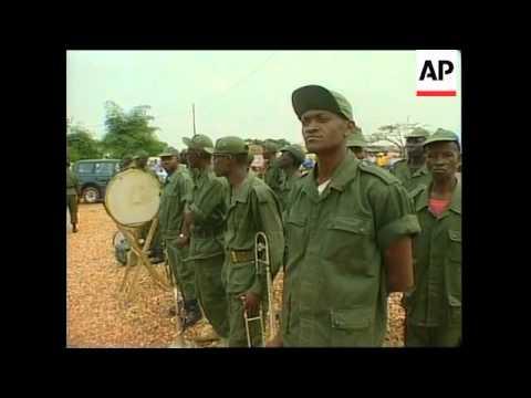 CONGO: UNICEF POLIO VACCINATION CAMPAIGN