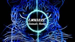 Martin Garrix - Animals [ EMU3LLZ TRAP REMIX ] [ FREE DOWNLOAD ]