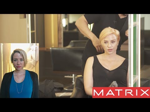 || The Best Short Haircut of 2017 || Inspired by SCARLETT JOHANSSON