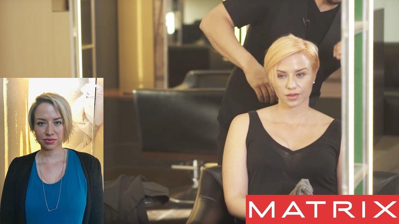 The Best Short Haircut Of 2017 Inspired By Scarlett Johansson