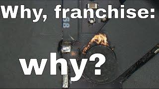 Why are franchise repair companies horrible at repair?