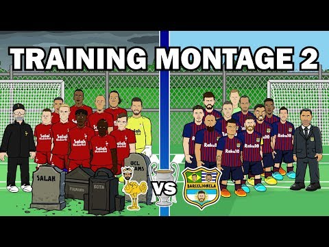 🏆liverpool-vs-barcelona:-2nd-training-montage🏆-(champions-league-2019-semi-final-preview)