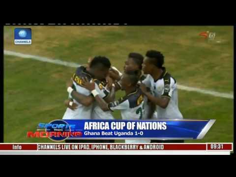 2017 AFCON Updates: Ghana Beat Uganda 1-0
