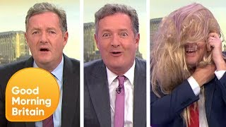 Piers Morgan's Love Island Impressions | Good Morning Britain