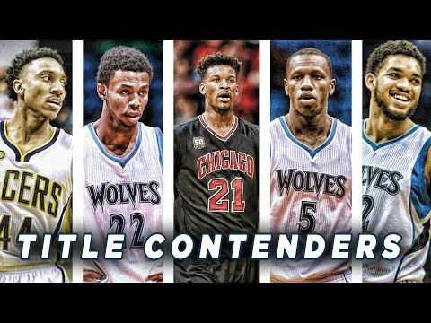 3 Reasons Why the Minnesota Timberwolves Are Title Contenders