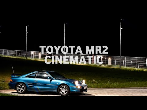 Toyota MR2 - Cinematic Music Video