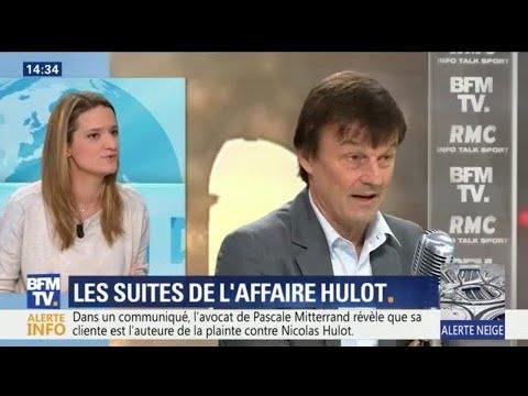 Pourquoi Pascale Mitterrand a révélé qu'elle était l'auteure de la plainte contre Nicolas Hulot