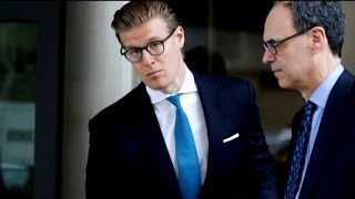 Alex van der Zwaan sentenced in Mueller's Russia probe