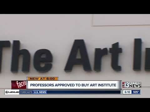 Federal judge approves sale of the Art Institute of Las Vegas