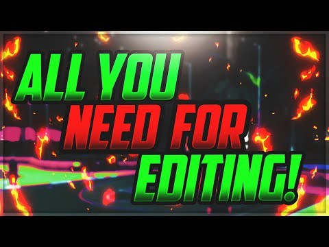 BIG EDITING PACK! BECOME AN EDIT GOD NOW!!