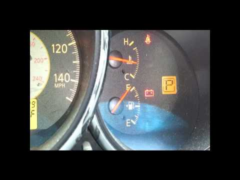 Altima Service Engine Soon Light Flash Self Diagnostic Mode