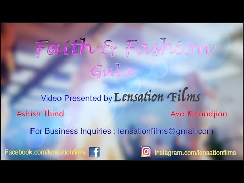 Faith and Fashion | Promo | LensationFilms | Montreal | Fashion Show | Harley Davidson | Le Chateau
