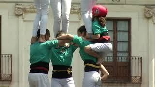 Castellers de Vilafranca - 3d9f - Les Santes 2019 thumbnail