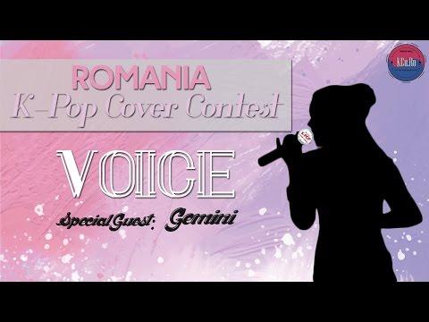 [KCu.RO TV] ROMANIA K-Pop Cover Contest -...