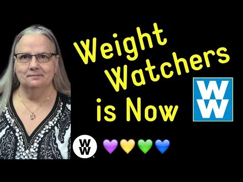 Weight Watchers becomes WW