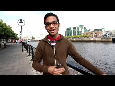 Studying Abroad - Masters in Finance - Trinity College Ireland - Sourya from India
