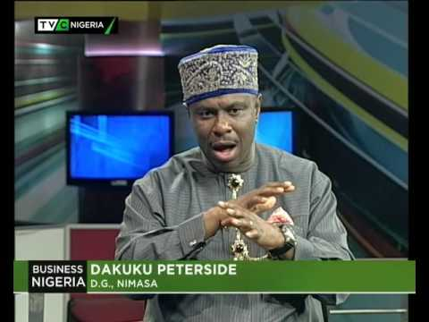 Business Nigeria June 22nd 2016 | Nigeria's Maritme Sector