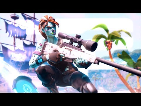 when a Ghoul Trooper makes 200 IQ plays... (SoaR Lewy Fortnite Montage)